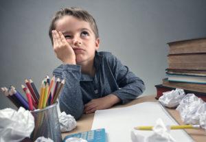Ребенок не хочет учиться. Анализ ошибок.